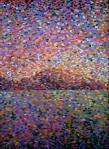 """Desert Sunrise  36 x 48""""  2160.00"""
